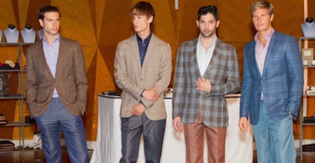 Sailing with style – IHC floats Bespoke tailors yacht party to key media
