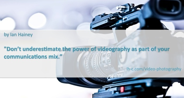 Why you shouldn't skip video as part of your communications mix