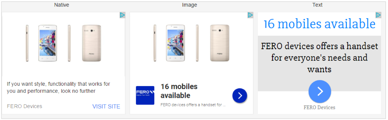 iHC sells out FERO smartphones across MENA using AdWords