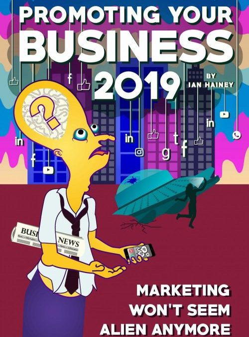 Agency CEO launches book for promoting any business in 2019