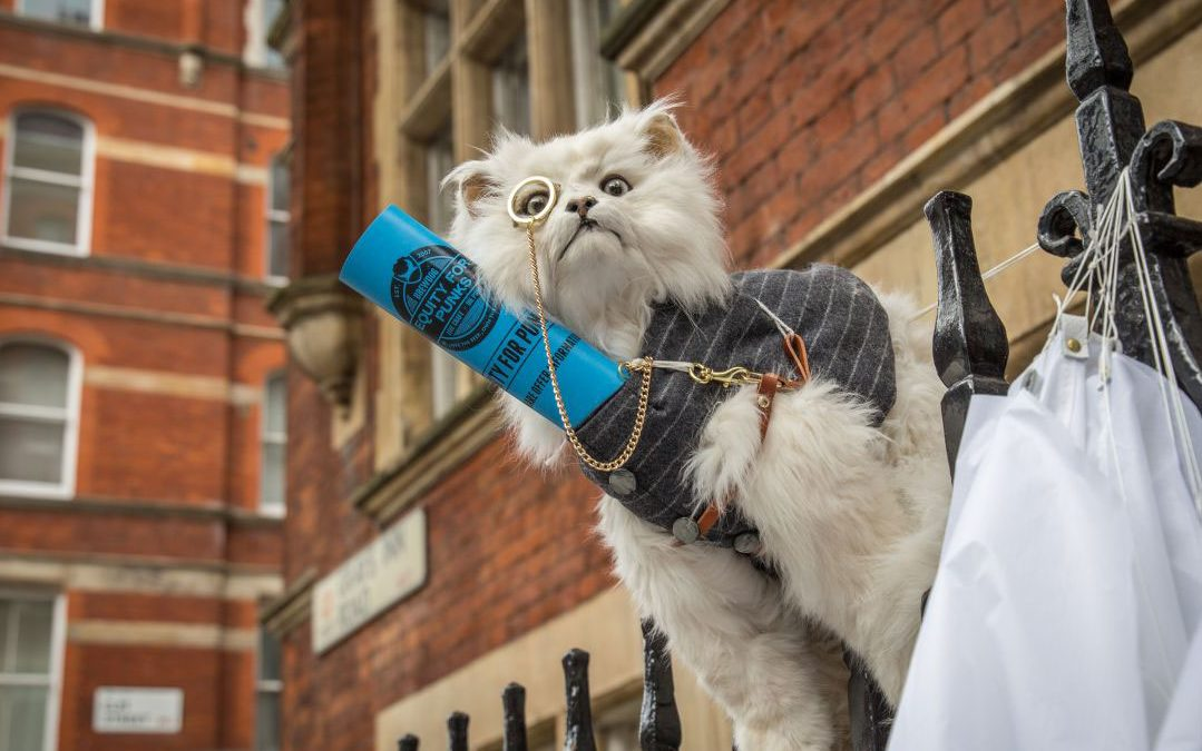 Brewdog achieved millions in PR value from publicity earned after dropping toy 'fat' cats from a helicopter in London to celebrate achieving a crowdfunding record